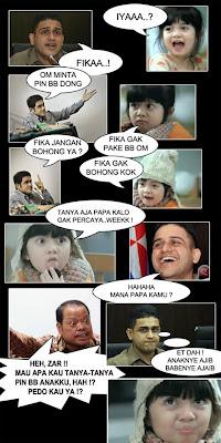 kumpulan komik parodi afika AFIQAH oreo terbaru sby nazaruddin tokoh demokrat