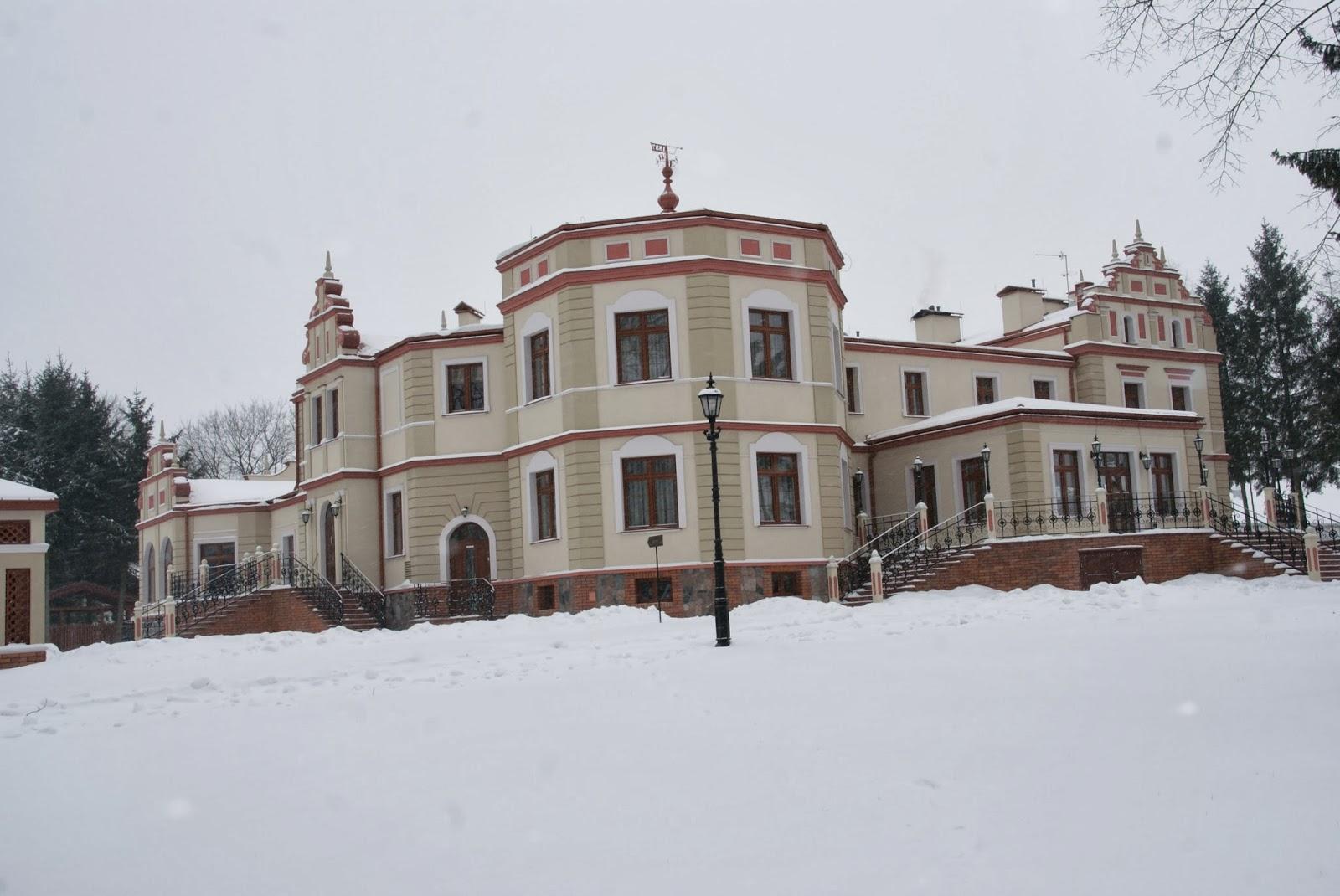 Pałac Myślęta