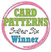 Ik zit bij de Super Six van Card Patterns