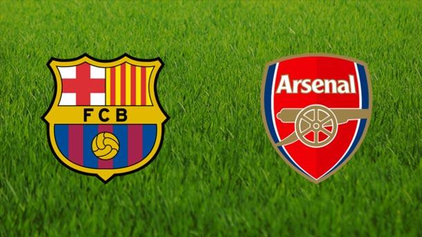 Entradas FC Barcelona vs Arsenal - Champions League