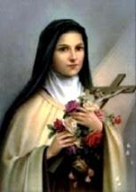 Santa Teresita del Niño Jesús (de Lisieux)