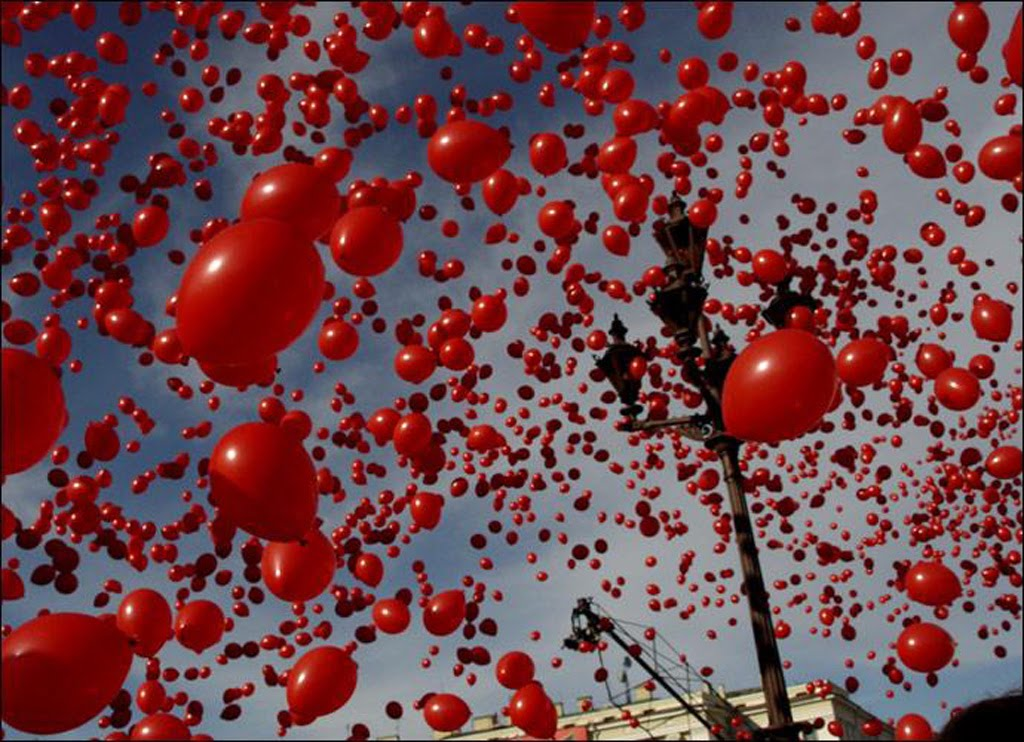 twirling clare: valentine's balloon, Ideas