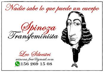Spinoza TransFeminista en Tierra Violeta