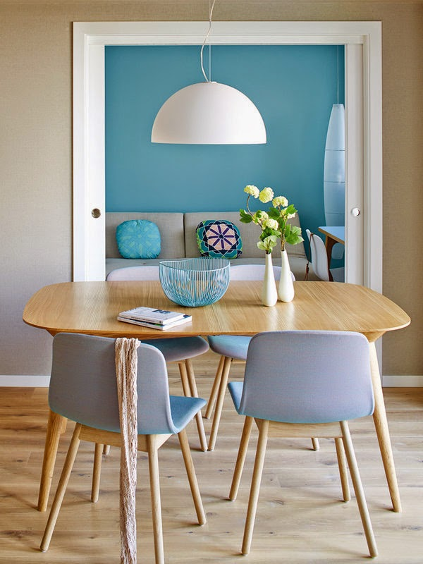Vm designblogg for Objet deco turquoise