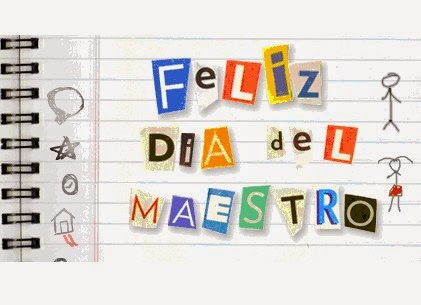 Feliz Dia del Maestro, parte 2