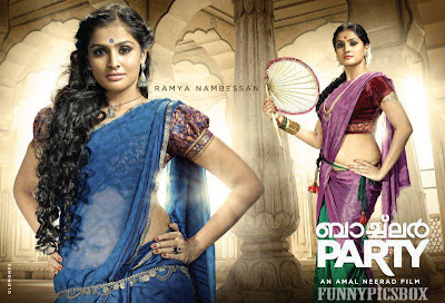 ramya nambeesan Bachelor Party Movie