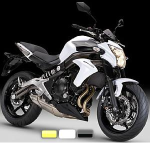 2012 Kawasaki ER6n - Fun Street Bikes for Everyone | Motorcycles and