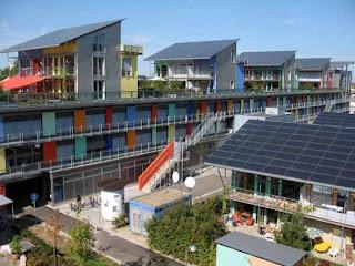 Amazing solar power project