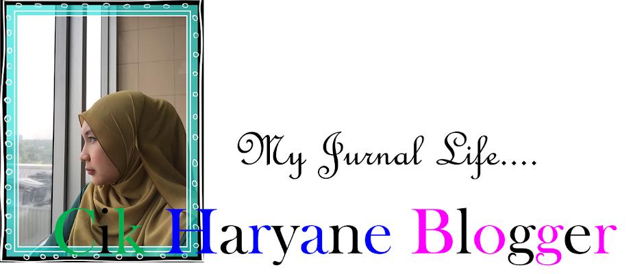 Cik Haryane Blogger