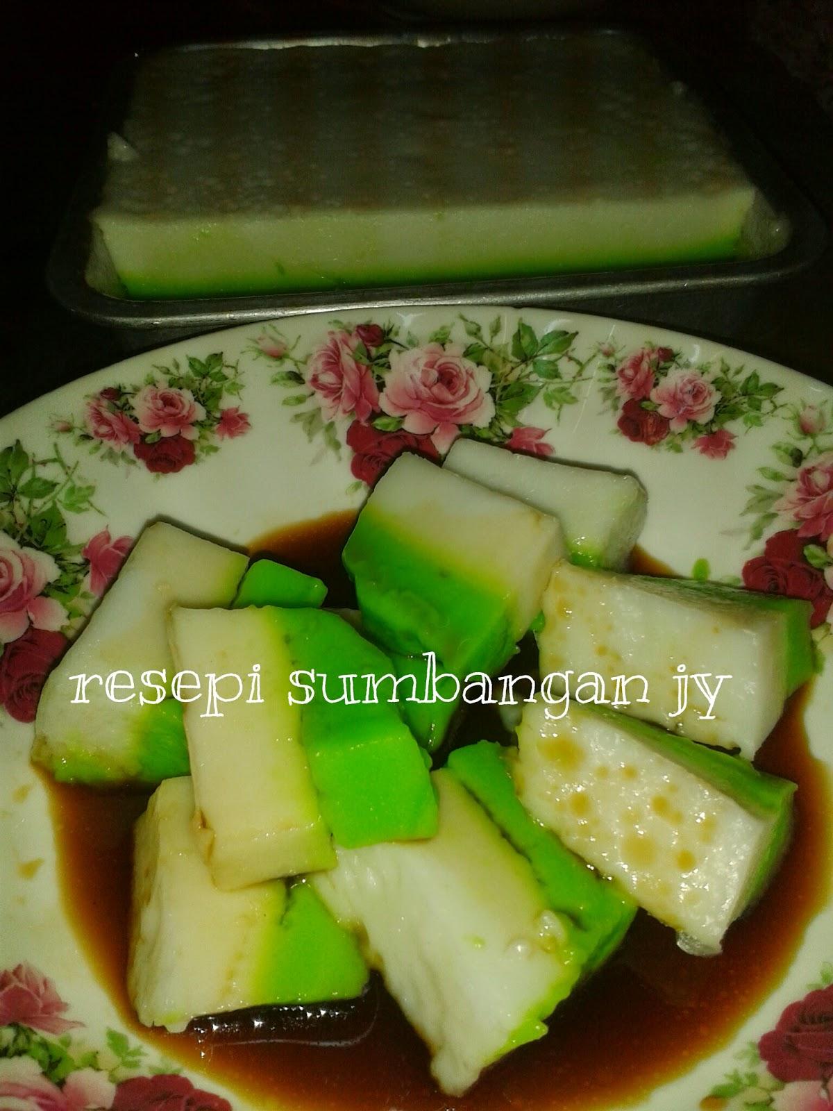 Kuih Lompat Tikam Versi Terengganu Cook And Post