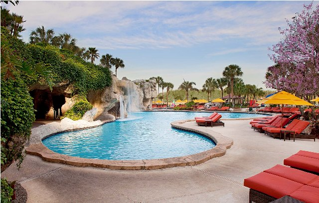 Hyatt Grand Cypress Pool