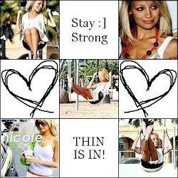 Mantente fuerte :)
