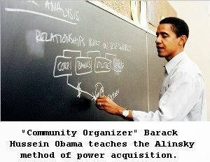 Saul Alinsky >> The Way I See It....: The Very Radical Racist Background of Michelle Obama