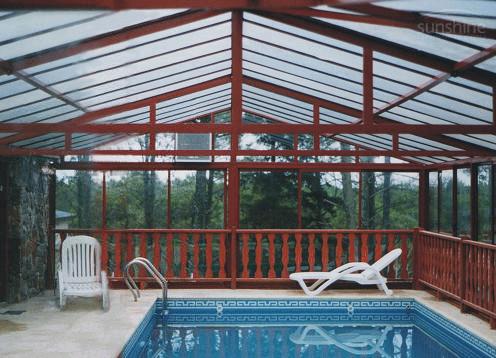 Agua y m s los cerramientos para piletas - Cerramientos para piscinas ...