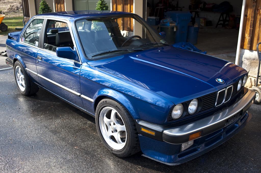 Daily Turismo: 5k: 1987 BMW 325i; Clean