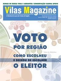 Vilas Magazine | Ed 166 | Novembro de 2012 | 30 mil exemplares