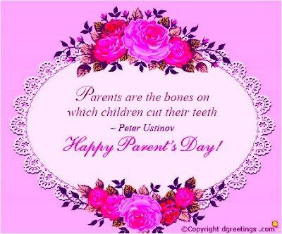 Parent's Day Cards