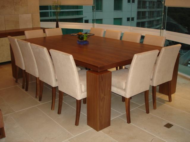 Makare muebles e interiores comedores for Comedores 12 de octubre