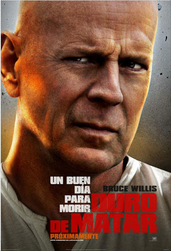 A Good Day to Die Hard DVDRip Español Latino 2013