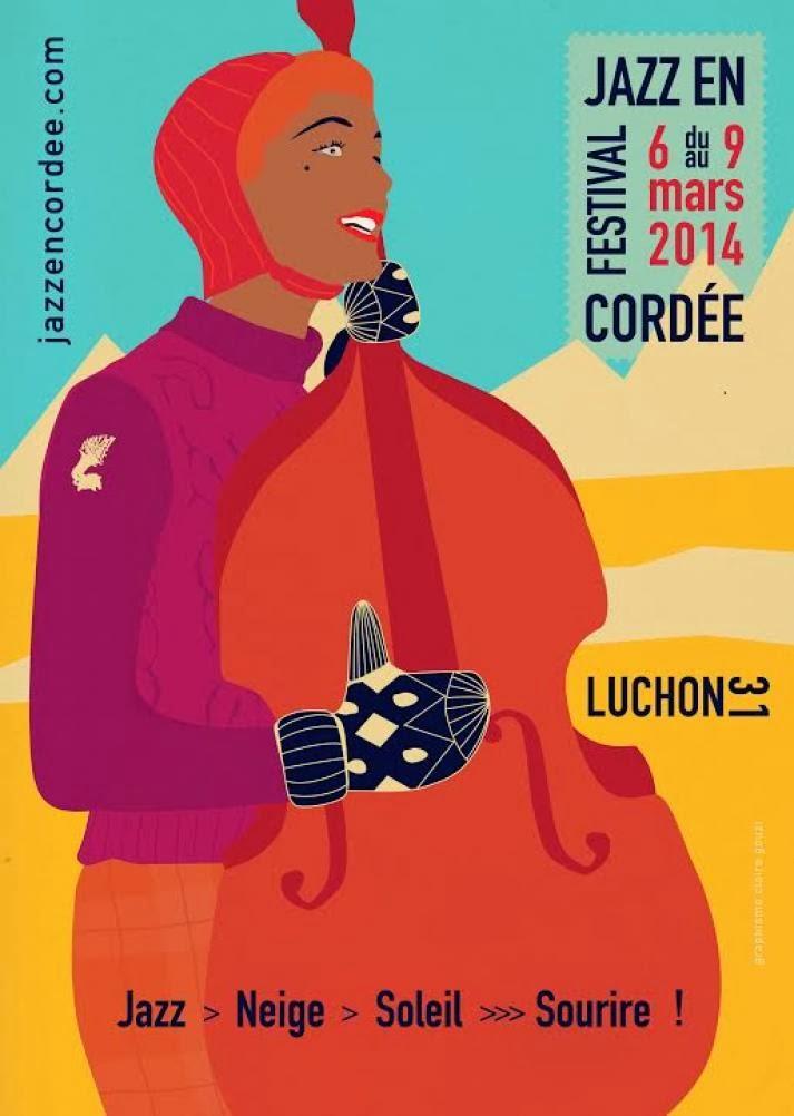 festival de Jazz d'hiver 2014  Bagnères de Luchon