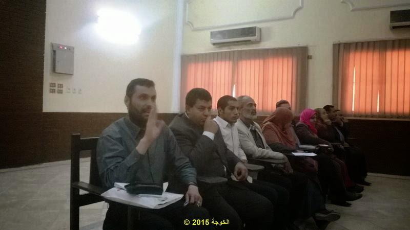 ,ايمن لطفى ,,طارق رشيد , انور عمارة , سعيد بلال,فاطمة سعد , ندوة المشاركة السياسية فى الانتخابات