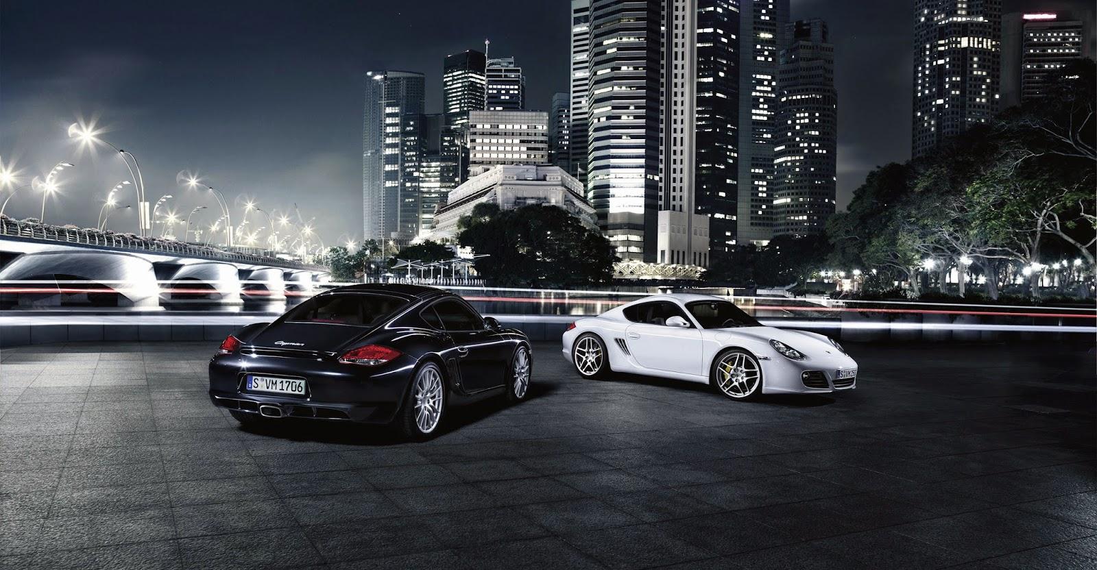 Porsche Cayman HD Picture