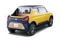 Suzuki Mighty Deck Concept (2015) Rear Side 1