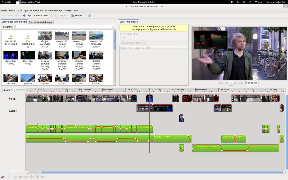Pitivi Video Editor Released Ubuntu Vibes