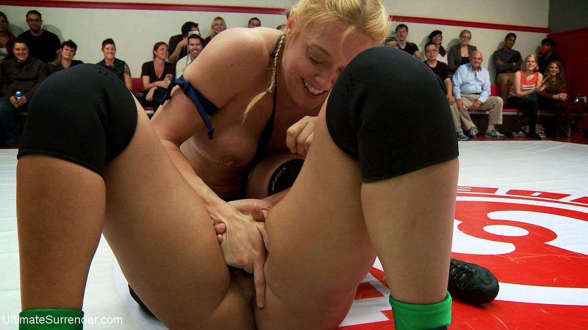 Ultimate surrender bella rossi vs darling