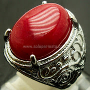 Cincin Batu Red Aventurine - SP765