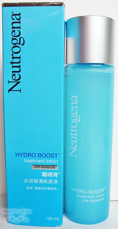 I had been looking at neutrogena hydro mask for years