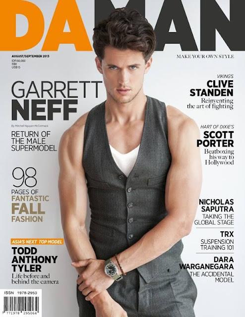 Garret Neff Da Man Magazine