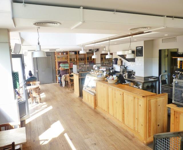 interior SandwiChez