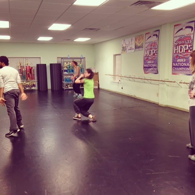 charlotte nc hip hop dance classes adults