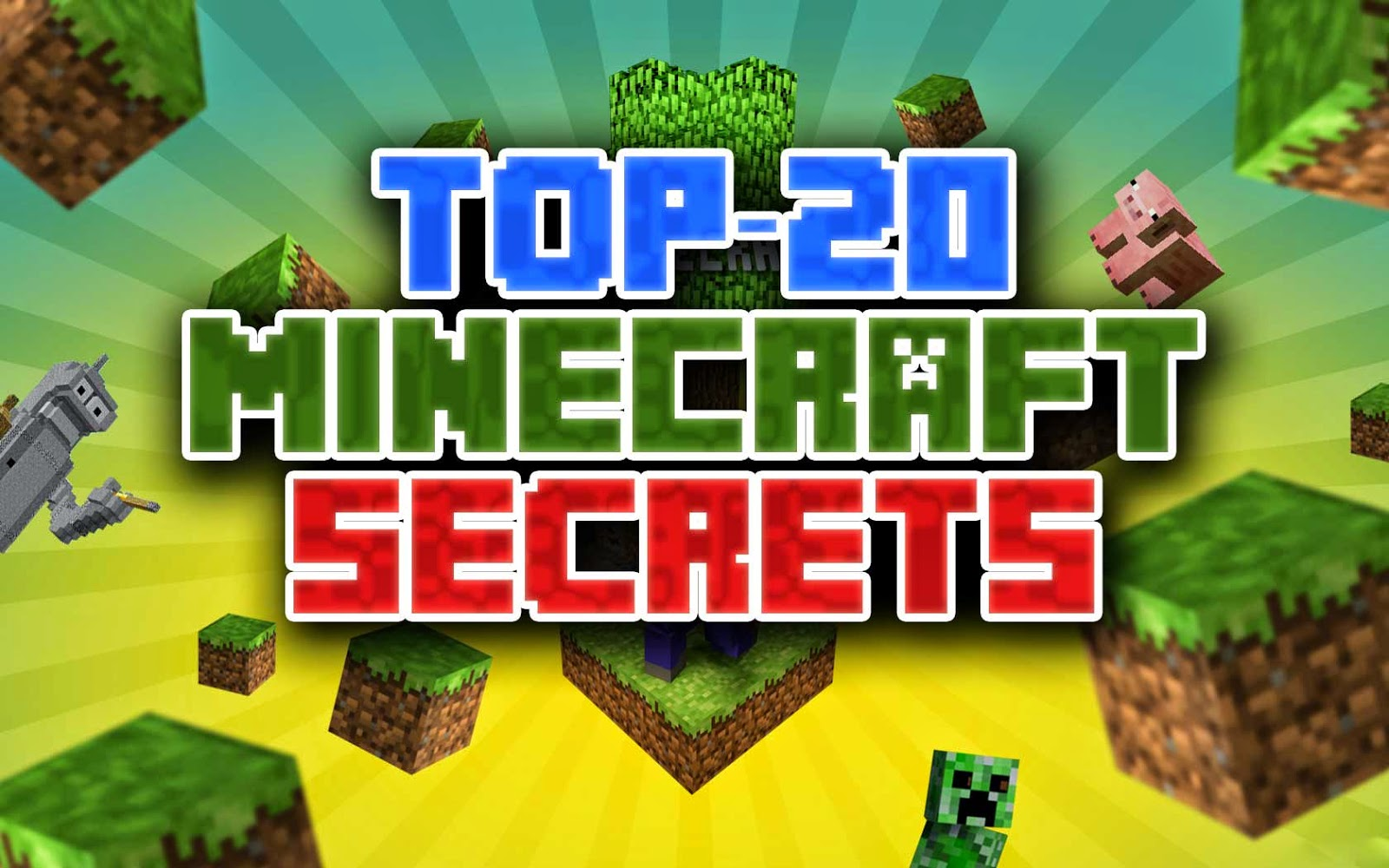 Minecraft Secrets Top Secrets You Didnt Know You Could Do In - Skins para minecraft pe hacks
