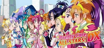 Pretty Cure All Stars DX: Everyone's Friends - the Collection of Miracles!