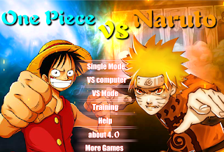 Naruto Vs One Piece 3 Invincible 2