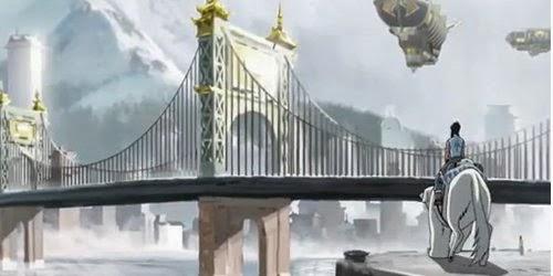 La légende de Korra, la série dérivée de Avatar