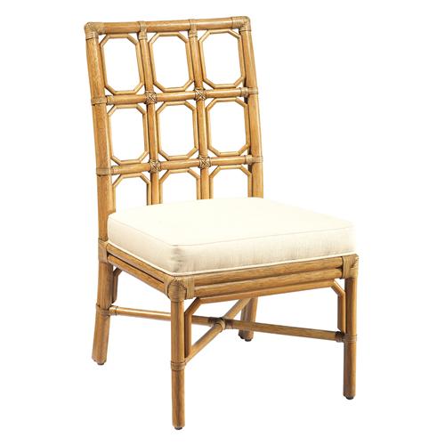 Brighton Nutmeg Chair, Zinc Door