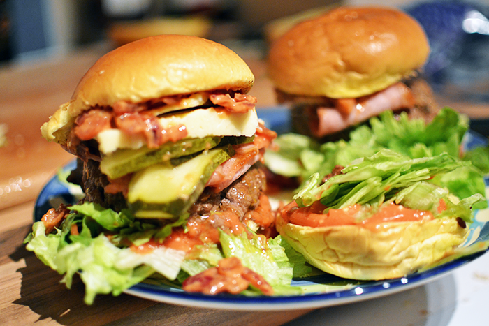 Insanity Burger Recipe | Colours and Carousels - Scottish Lifestyle, Beauty and Fashion blog