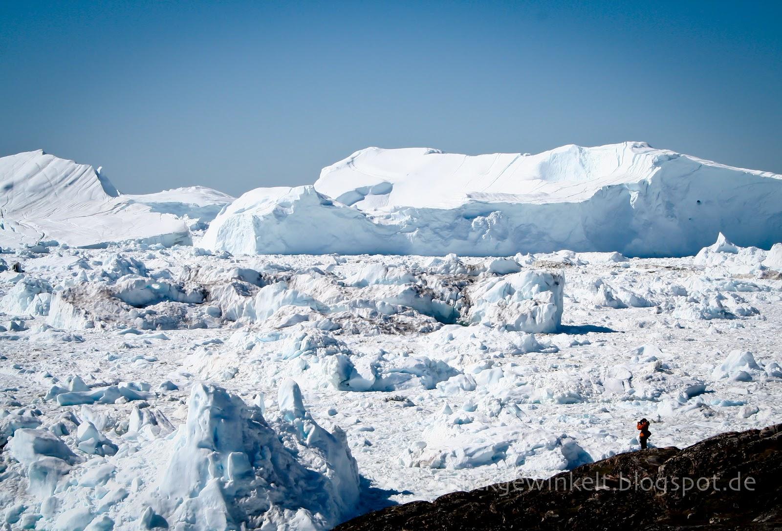 Ilullissat, Equip Sermia, Grönland