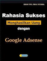 Download Ebook Menghasilkan Uang dengan Google Adsense