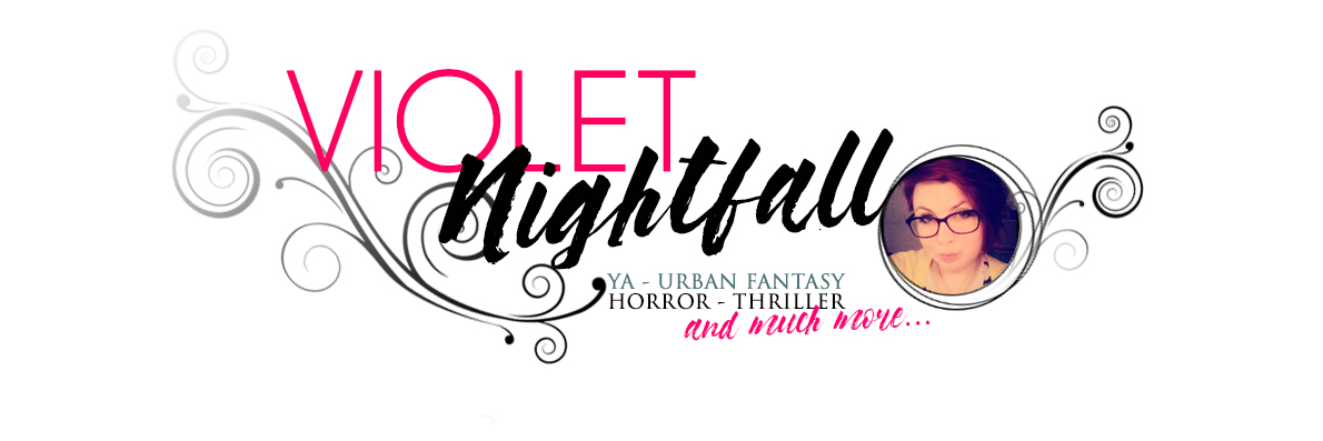 My Romantic Heroes - Violet Nightfall