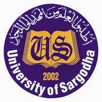 Sargodha University BA Result 2016