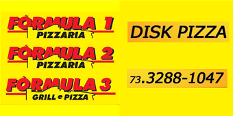 Fórmulas Pizzaria