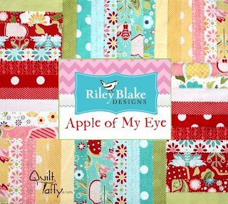 Quilt Taffy: Apple of My Eye Giveaway!: http://quilttaffy.blogspot.com/2012/04/apple-of-my-eye-giveaway.html