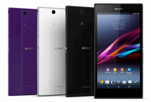 Sony launches 6.4-inch phablet