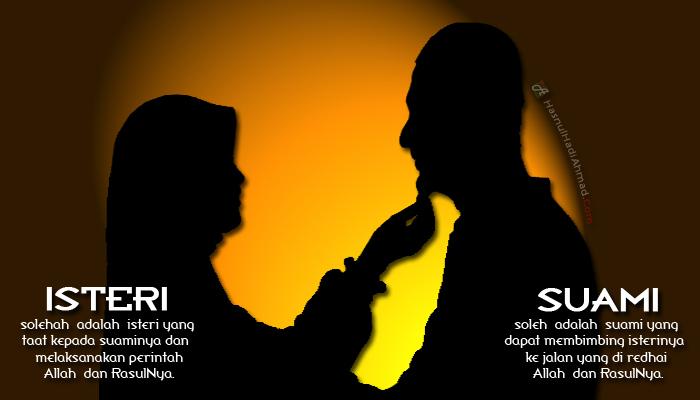 Ciri Isteri Solehah Yang Didambakan Suami