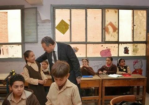 وزير التعليم :معظم مشكلات المدارس مرتبطة بسلوكيات المعلم و الطالب و النضباط هو السبيل لارتقاء التعليم