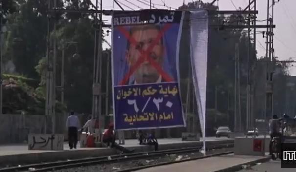 Mesir Kembali Bergolak - Mursi ditentang rakyat